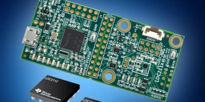 Mouser is the first to offer Texas Instruments LDC2114 evaluation module