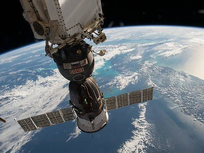 Wearable technology keeps pace in the space race
