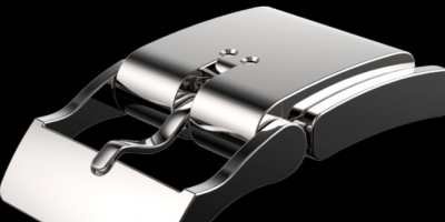Buckle up for motion sensors on your classic timepiece
