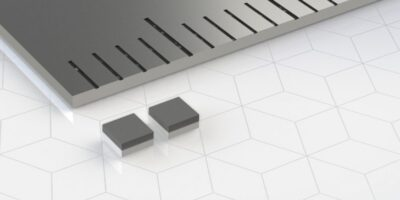 RFID tag for embedded applications, extends Murata's