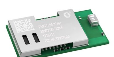Panasonic claims PAN1760A has lowest power Bluetooth Low Energy SoC