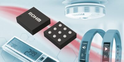 DC/DC converter boasts industry's lowest current consumption of 180nA