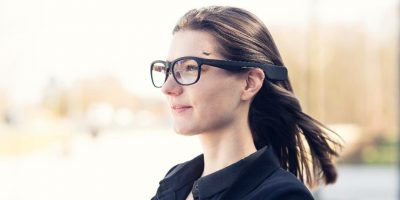 Imec designs eye tracking technology into eyeglasses for AR/VR and medical use