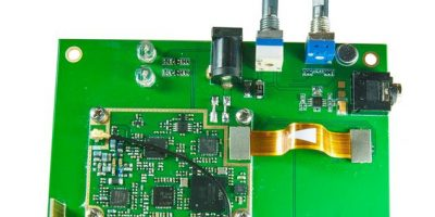 CML Microcircuits helps fast track digital radio development