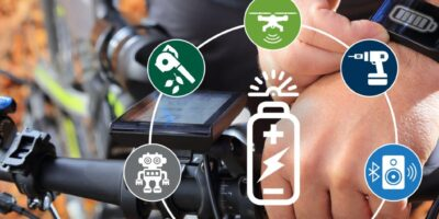 Battery fuel-gauge ICs maximise run time for portables