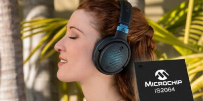 Microchip's Bluetooth SoC combines Sony's LDAC technology for audio devices