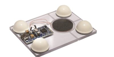 Wireless charging kit can lead to reduced form factor for IoT and wearable devices