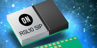 ON Semiconductor adds SiP module to Bluetooth 5 radio family