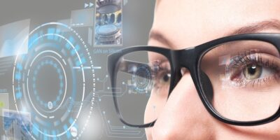 Plessey selects microLED technology for world's first AR/VR glasses
