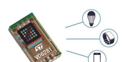 Colour ambient light sensor has flicker-detect to enhance cameras