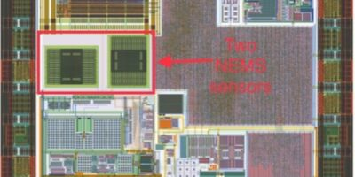 Nanotechnology shrinks sensors to increases battery life of earbuds