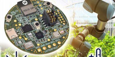 Sensors use Bluetooth Low Energy for IoT development