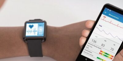 Smart health sensor provides premium cardiovascular check