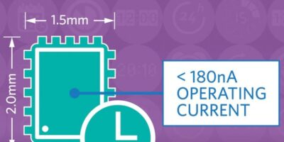 Real-time clock extends battery life for wearables