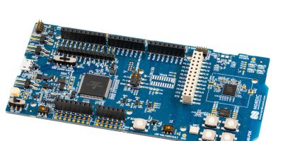 Rutronik UK introduces development kit for Nordic's SoC nRF5340