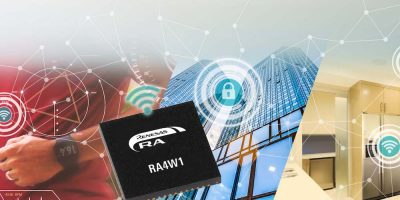 Renesas extends Bluetooth 5.0 security to RA 32-bit microcontrollers