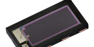 Light-sensitive photodiode improves bio sensors for slim wearables