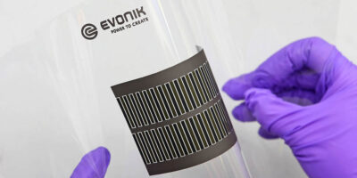 InnovationLab and Evonik partner for printed rechargeable batteries