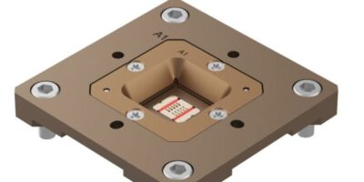 Scrubbing contact technology accelerates test socket