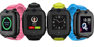 Android smartwatch encourages children to be active; stay safe